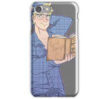 Aziraphale iPhone Case/Skin