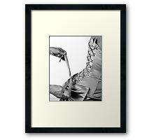 tighter!!!!!!!!!! Framed Print