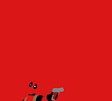 Deadpool Gunshot by xMcSpeedyx