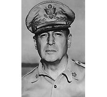 General Douglas MacArthur Photographic Print
