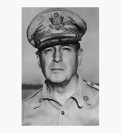 General Douglas MacArthur Photographic Print