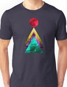 Red Moon Unisex T-Shirt