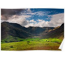 Little Langdale Valley Poster