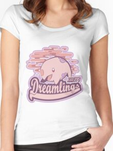 Kaeyi's Dreamlings Sports Logo! Women's Fitted Scoop T-Shirt