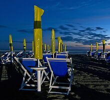 Italie - Toscane - Viareggio by Thierry Beauvir