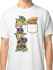 Pocket Pizza Classic T-Shirt