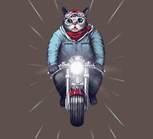 Cafe Racer Cat Speedo Unisex T-Shirt