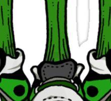 Boston Shoe Trio Sticker