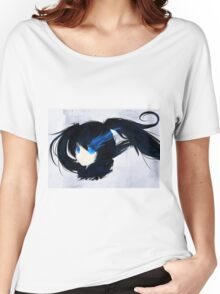Black Rock Shooter Sweet blue Women's Relaxed Fit T-Shirt