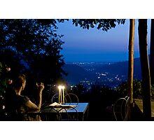 Italie - Toscane - Camaiore Photographic Print