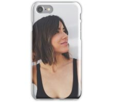 Chloe Bennet - Short Hair iPhone Case/Skin