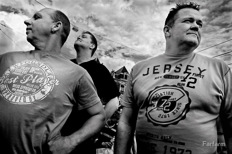 Tough Guys by Farfarm