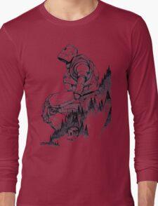 Iron Giant Long Sleeve T-Shirt