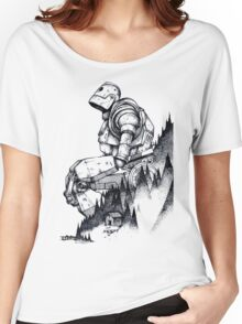 Iron Giant Women's Relaxed Fit T-Shirt