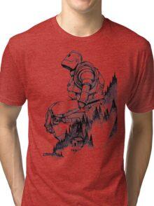Iron Giant Tri-blend T-Shirt