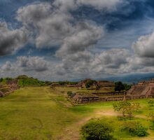 Monte Alban by SoundofmyHands