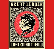 Great chairman leader MEOW Unisex T-Shirt