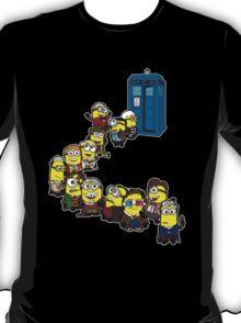 Doc Minion Line Up T-Shirt