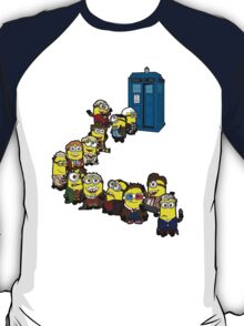 Doc Minion Line Up T-Shirt
