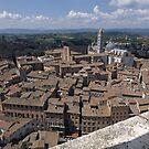 Italie - Toscane - Sienne (Sienna) by Thierry Beauvir