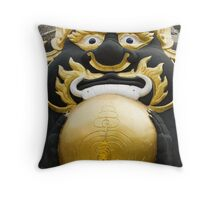 Thai Buddha Throw Pillow