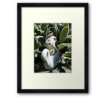 Carefree Framed Print