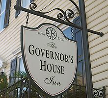 The Governor's House Inn by Gordon Taylor