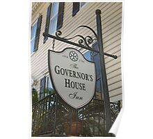 The Governor's House Inn Poster
