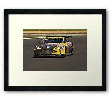 Darren Turner Framed Print