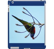 Flowerbud Thief iPad Case/Skin