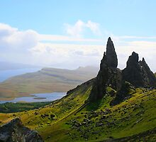 The Old Man of Storr by Paul Bettison