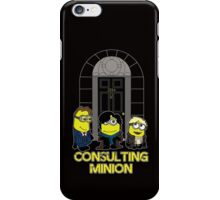 The Worlds only Consulting Minion iPhone Case/Skin