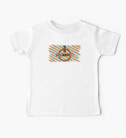 TechteamGB Style Baby Tee