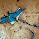 Star Fissure by James  Birkbeck Abstracts