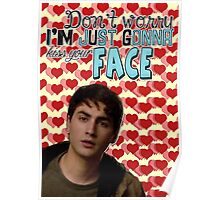 Season 5 Teen Wolf Greeting Cards [Donovan] Poster