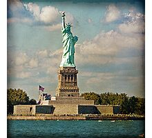 The Statue of Liberty, USA Photographic Print