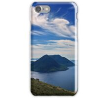 Ionian panorama from Xiromero iPhone Case/Skin