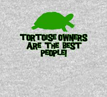 Tortoise owners are the best people! Unisex T-Shirt