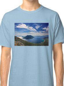 Ionian panorama from Xiromero Classic T-Shirt