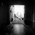 Dark Passage by TimothyMonson