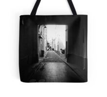 Dark Passage Tote Bag
