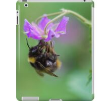 Bumble Bee - Square Picture iPad Case/Skin