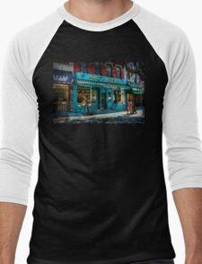 Hell's Kitchen Bakery Men's Baseball ¾ T-Shirt