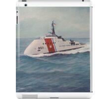 U. S. Coast Guard Cutter concept design iPad Case/Skin
