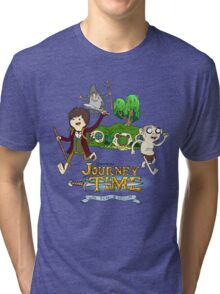 Unexpected Journey Time! Tri-blend T-Shirt