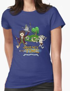 Unexpected Journey Time! Womens Fitted T-Shirt