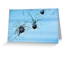 3 Shots In 1 Greeting Card