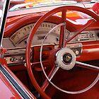 '58 Ford Fairlane - 2Dr HT Dash by John Callan