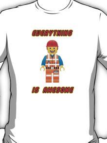 Emmet Brickowski / Everything is Awesome T-Shirt