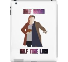 Doctor Donna - Doctor Who iPad Case/Skin